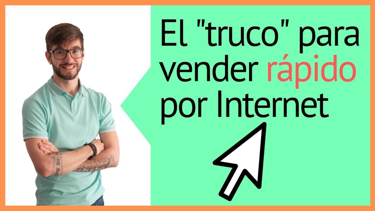 vender rápido por internet